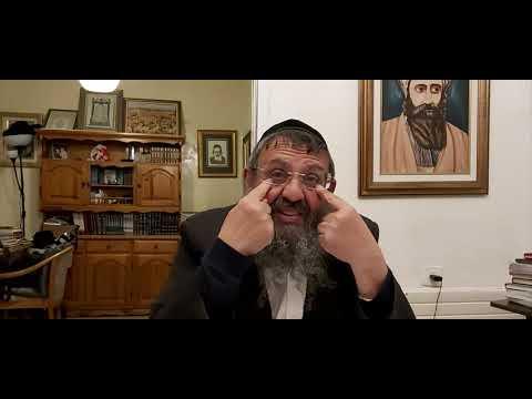 SITUATION SPECIAL PESSAH 15 - 2eme de Rav Itshak Attali