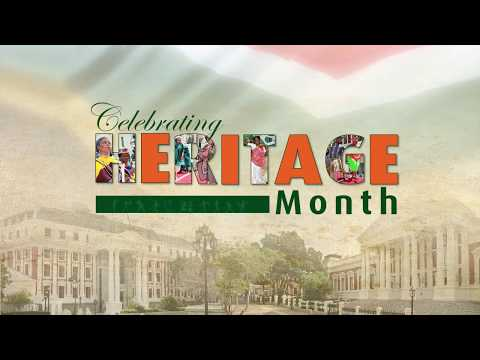 Parliament Celebrates Heritage Month 2017