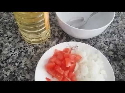 How to fry eggs without using Maggie  (Ghana style )