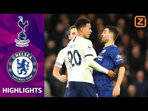 BOEIEND GEVECHT IN LONDEN   Tottenham Hotspur vs Chelsea   Premier League 2019/2