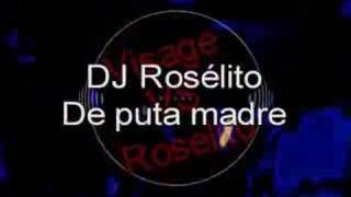 Visage remixé par Dj Rosélito