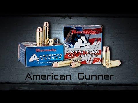 Hornady® American Gunner