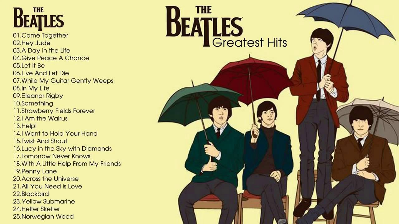 The Beatles Greatest Hits Full Album - The Beatles Playlist