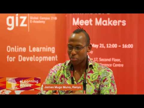 eLearning Africa 2015 - Interview with team Afri One