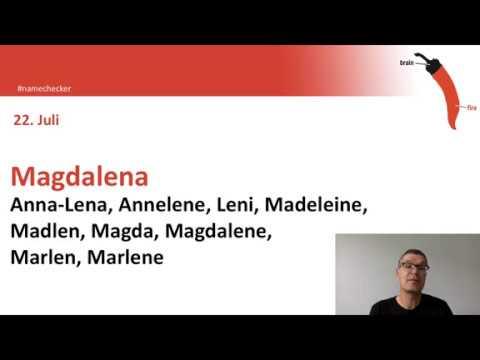 namenstag-magdalena,-anna-lena,-leni,-madeleine,-magda,-marlen....