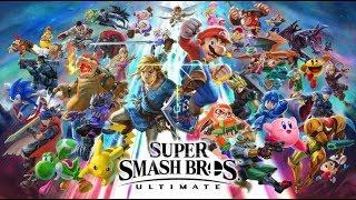 Super Smash Bros Nintendo Switch Gameplay - HipHopGamer @LogitechG [REVIEW]