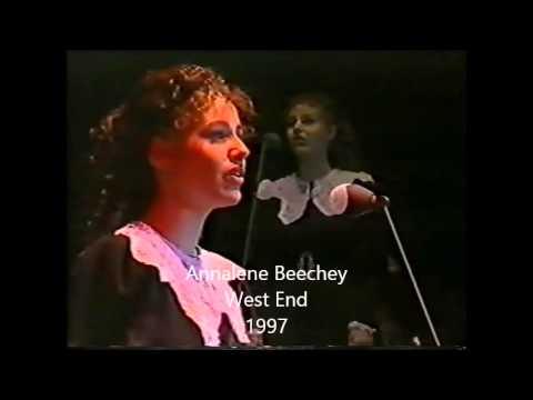 Les Miserables Cosette comparison - In My Life