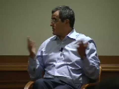 A Conversation with Distinguished Alumni Peter Chernin ('74)