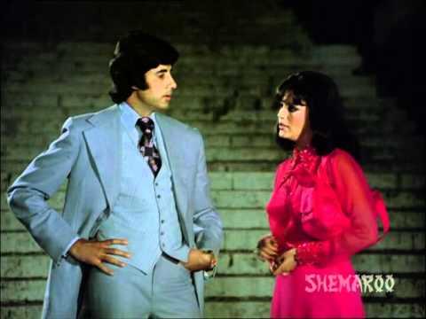 The Great Gambler - Amitabh Bachchan - Zeenat Aman - Jay Cuts A Deal With Mala - Best Hindi Scenes