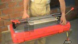 Rubi TS Ceramic Tile Cutter