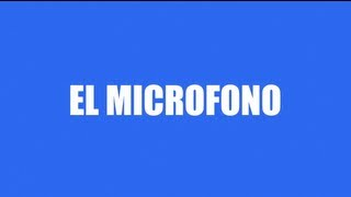 El Microfono.-Instituto Mexicano del Sonido // Mexican institute of sound  @ims_mis