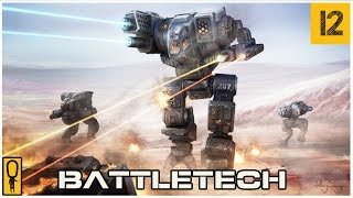 FORWARD OBSERVERS (BIG SKIRMISH)  - Part 12 - Let's Play BattleTech Gameplay Walkthrough Pre-Release