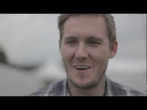 The Gaslight Anthem - Reading / Leeds Festival 2012 - Brian Fallon interview