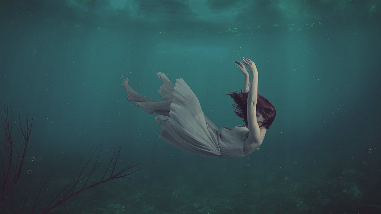 Beautiful Underwater Scene: Photoshop Tutorial