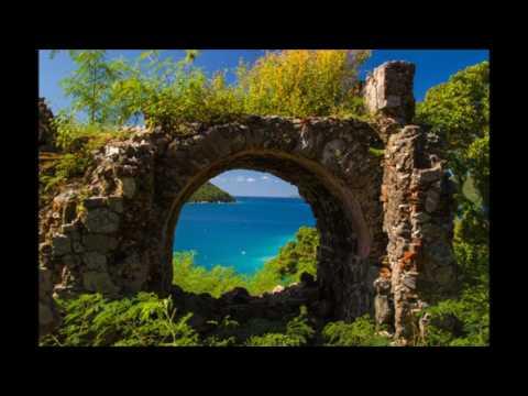 Virgin island national Park, Bolívar, Nathaly and Christian