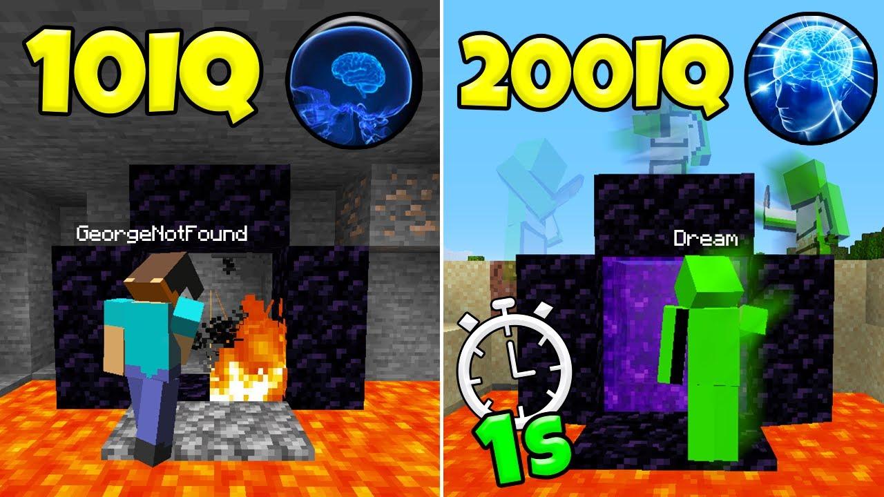 200IQ vs 10IQ Moments (Big Vs Smol Brain) #4