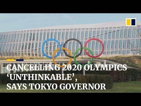 Tokyo Olympics cancellation is unthinkable, says Tokyo city governor