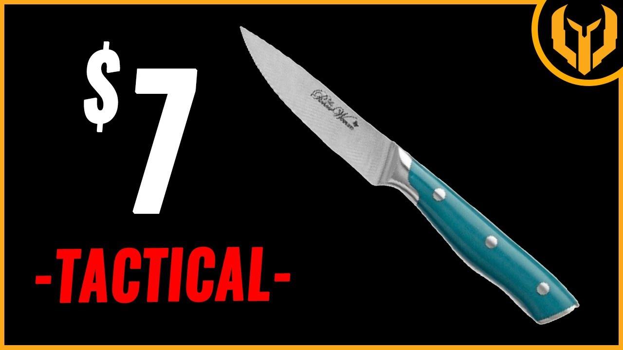 The Tactical Knife That Broke Walmart?