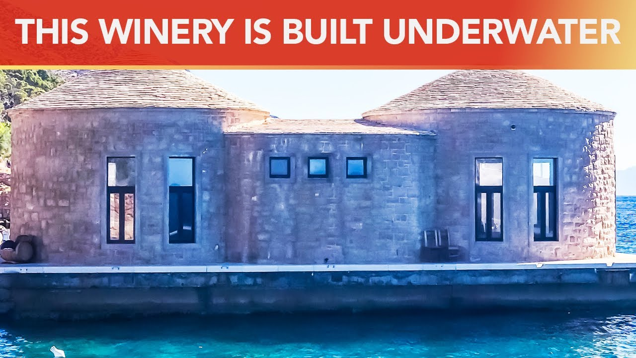 A Winery Unlike Anything You've Seen