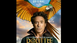 Sia - Original From Dolittle