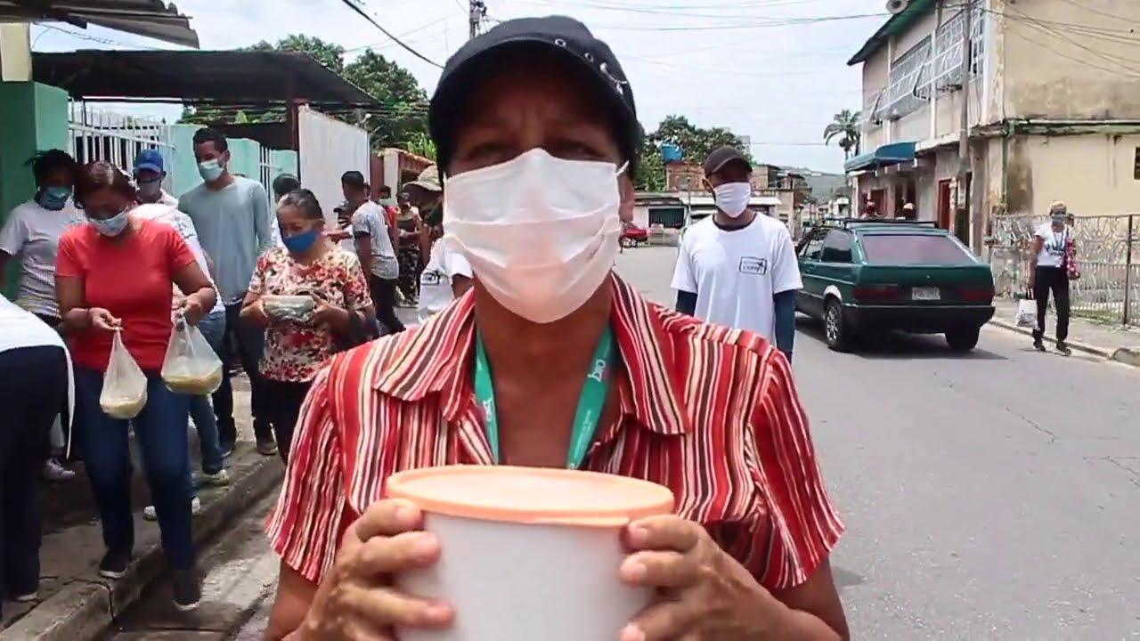 Jornada de ayuda en comunidad (Carabobo - #Venezuela) | El Evangelio Cambia