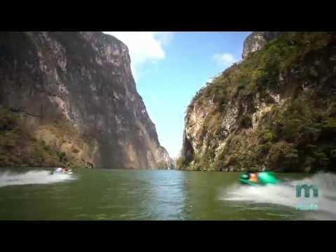 Cañón del Sumidero, Chiapas, The Mayan Route
