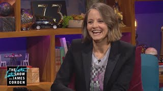 Jodie Foster Dreams of Serving You a Coffee