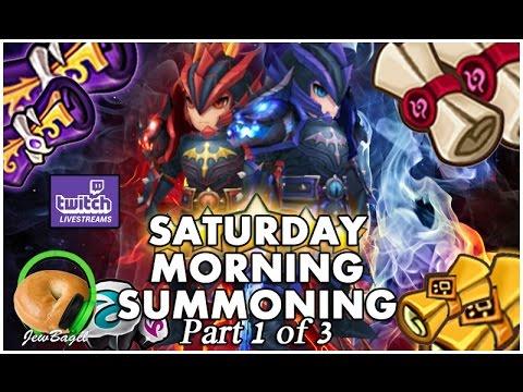 Download SUMMONERS WAR : Saturday Morning Summons - 400+ Mystical, LD & Legendary Scrolls - (12/10/16 - 1of3)
