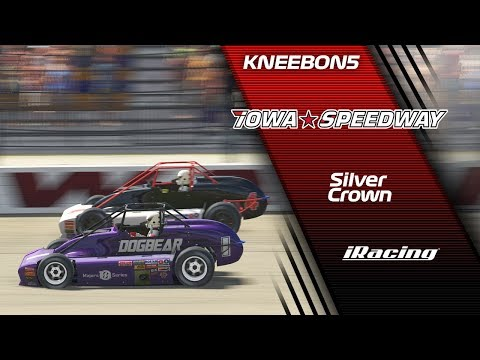 Silver Crown - Iowa Speedway - IRacing