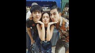 #สังข์ทอง ราชบุตร && พระธิดา ทััง 7 Songkran Dancing Event part 2