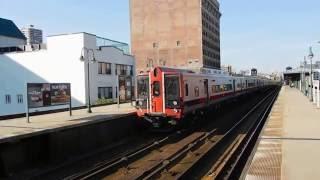 Metro North 125th St Harlem AM Rush