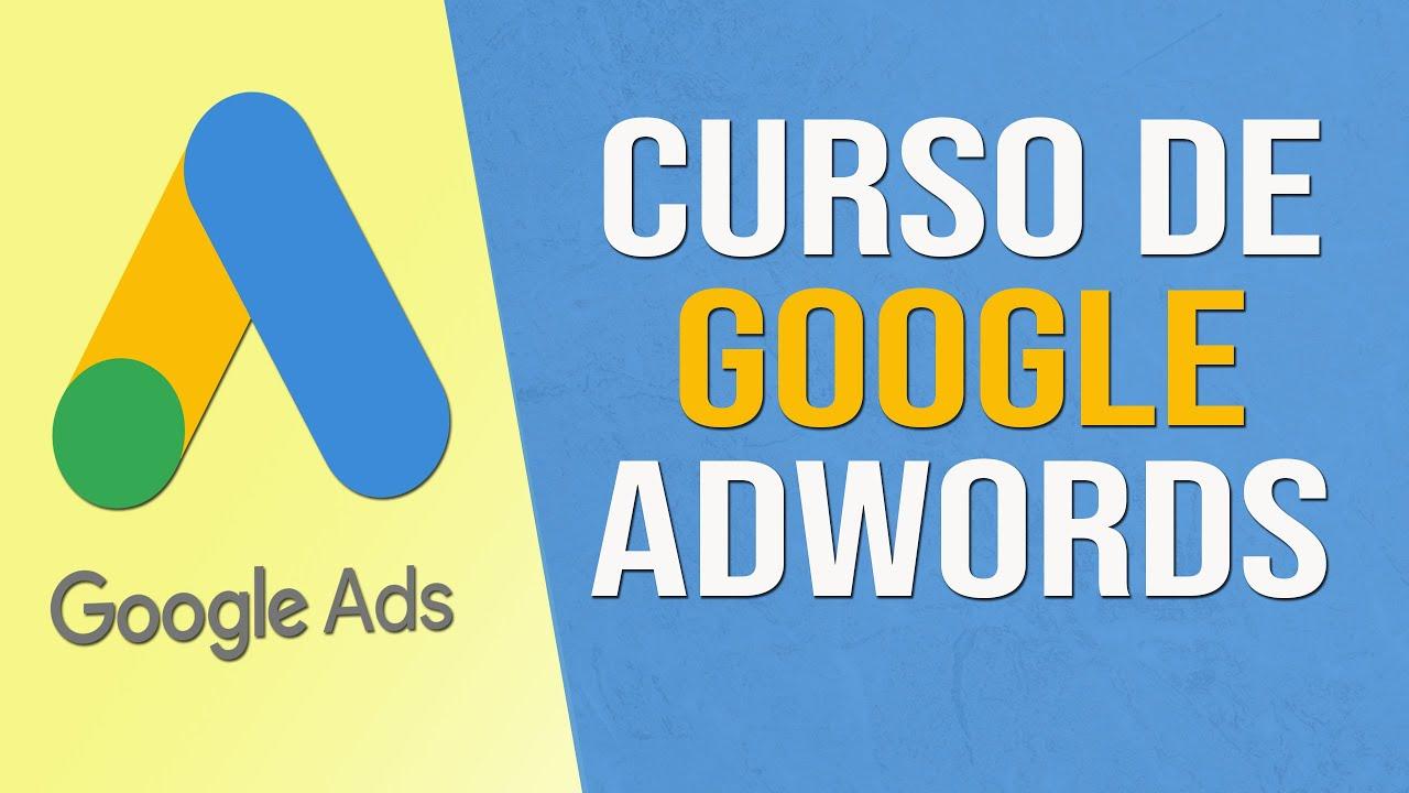 Curso de Google Adwords Gratis 2019
