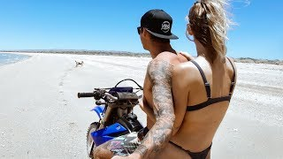 YBS Lifestyle Ep 34 - Spearfishing From A Motorbike | Catch And Cook