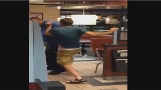 Toughest McDonalds Customer