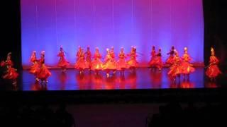 2010-2011學年 校際舞蹈比賽-第三十一屆 嘉諾撒聖心中學《旋旋旋》