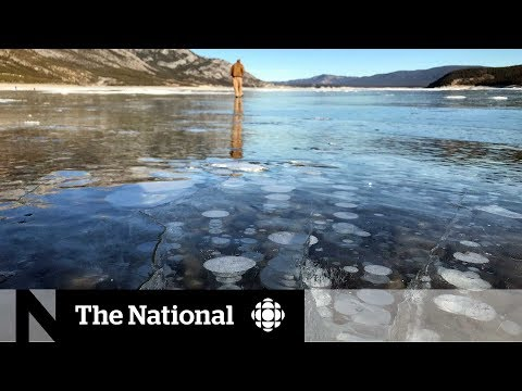 The beautiful slice of Canadian back-country that is dividing Alberta