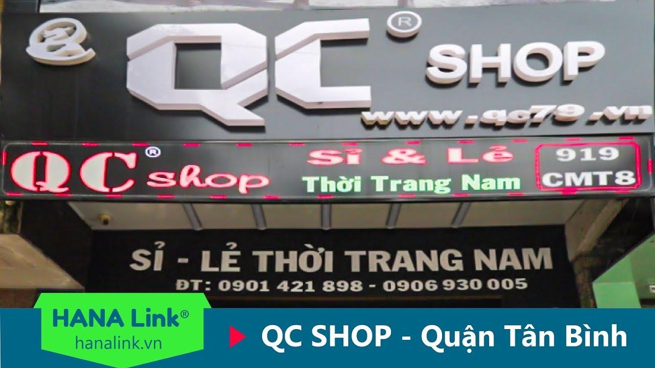 Thời trang Nam đẹp độc Tân Bình Thời trang QC shop (Full) | Bao quát những nội dung nói về shop thời trang nam gò vấp chi tiết