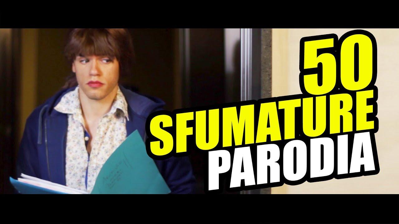 cinquanta sfumature di grigio - parodia trailer italiano ufficiale