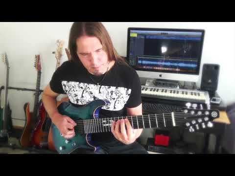 Vivaldi - Storm (electric Guitar Cover)