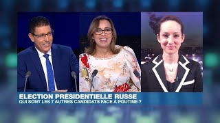 Russie : une présidentielle jouée d'avance ?