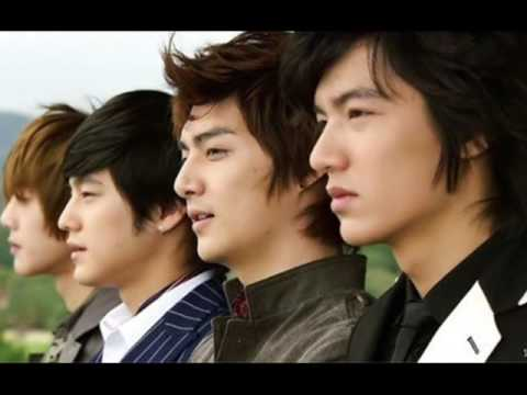 """Boys Before Flowers- """"A Yearning Heart To Make You My Love (The Journey Of F4 & Jandi)"""