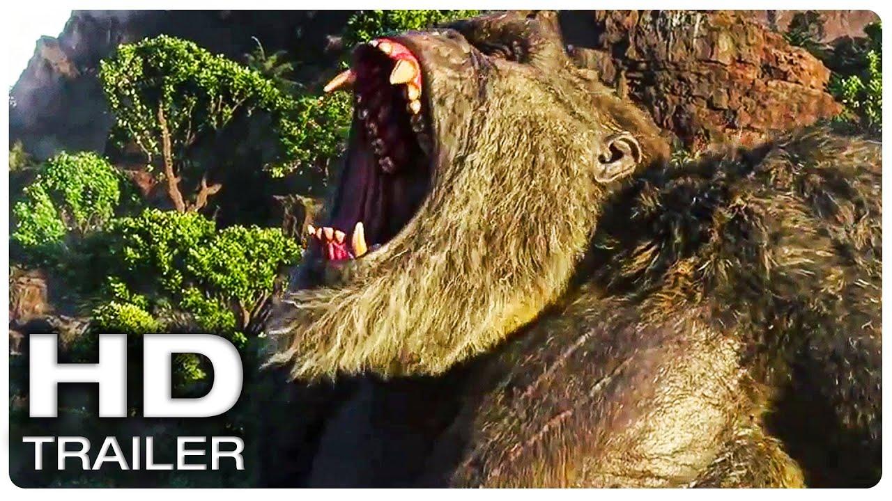 GODZILLA VS KONG All Clips + Trailer (NEW 2021)