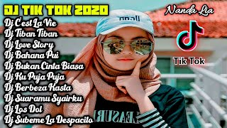 Download lagu Dj Tik Tok Terbaru 2020 | Dj C'est La Vie Full Album Remix 2020 Full Bass Viral Enak