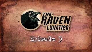 Interview with Cat Winters on The Raven Lunatics
