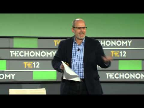 Stephen Hoover of PARC at Techonomy 2012 - YouTube