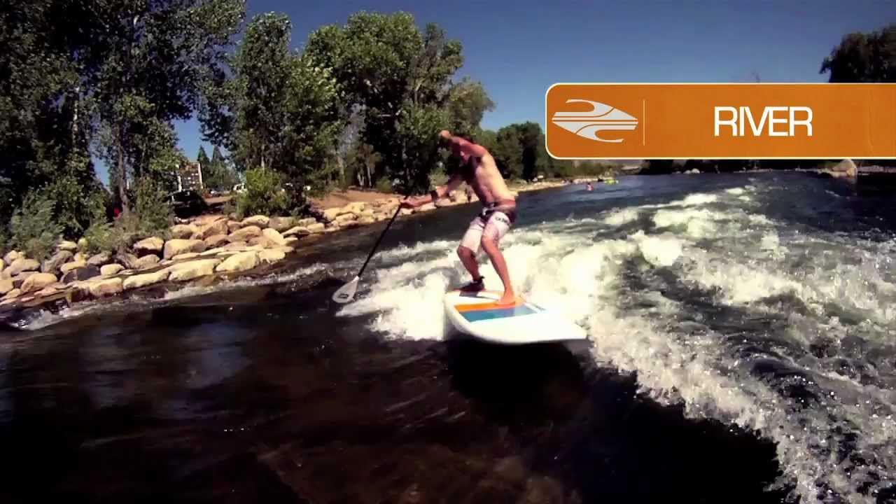 Boardworks Sup Joyride Stand Up Paddle Board Youtube
