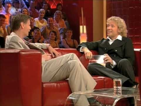 Günther Jauch bei Thomas Gottschalk