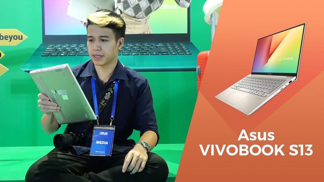 Laptop siêu đẹp giá 13 triệu – Vivobook S13