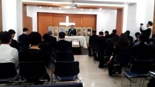 고 김종례집사 천국환송예배1