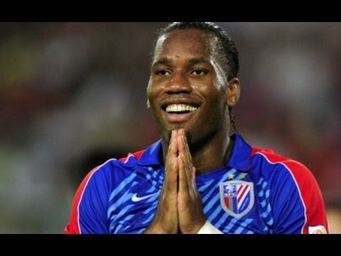 Drogba fails to break Chinese duck, misses couple of chances